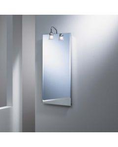 Spiegel voor badkamer met 4mm Facetrand staand