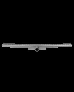 Easydrain Compact 50 douchegoot met gaatjes rooster