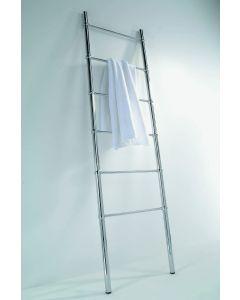 Bamboe Handdoek Ladder.Staand Handdoekenrek Of Handdoekenstandaard Bad Winkel Nl