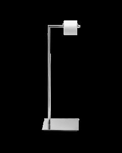Toiletstandaard Decor Walther Straight 5 met chroom voet