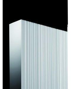 Designradiator Vasco Bryce Plus aluminium 1800x450mm