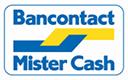 Betalen met Bancontact / MisterCash