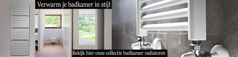 verwarm je badkamer in stijl Bad-winkel.nl